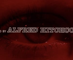 alfred hitchcock, director, and film image
