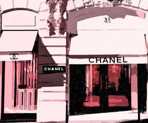 chanel, shop, and luxury image