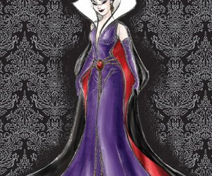 disney and evil queen image