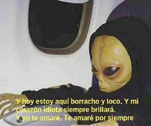 alien, amigos, and frases image