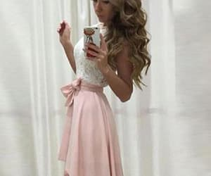 cute homecoming dress, prom dresses simple, and prom dresses for teens image