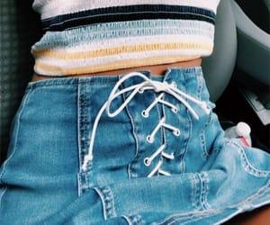denim, fashion, and tumblr image