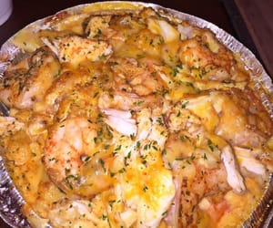 alfredo and shrimp image