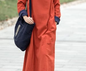 etsy, women dress, and light green dress image