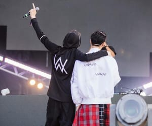 exo, lay, and alan walker image