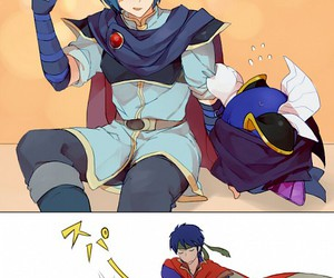 ike and marth image