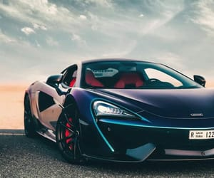 car, sports car, and luxury image