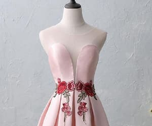 short homecoming dress, appliques prom dress, and homecoming dress sexy image