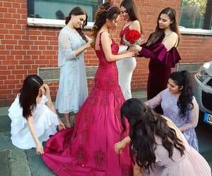 bride, henna, and gelin image