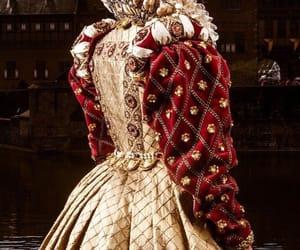 details, dress, and Elizabeth image