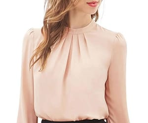 fashion blouses, women's blouses, and long sleeve blouses image