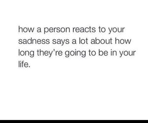 quotes, life, and sadness image