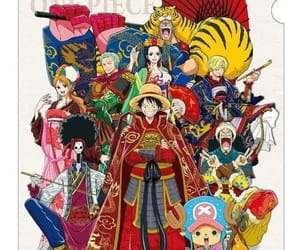 anime, japan, and one piece image