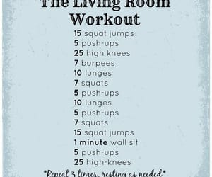 fit, fitness, and workout routine image
