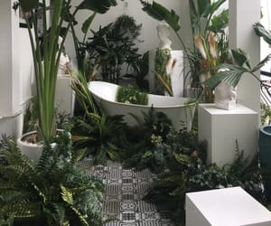 aesthetic, bathroom, and decor image