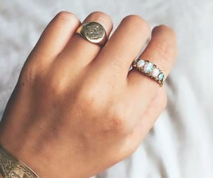 aesthetic, jewelry, and cute image
