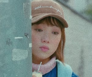 lee sung kyung and weightlifting fairy image