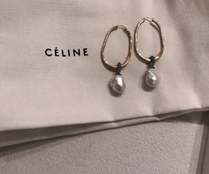 celine, girl, and gold image