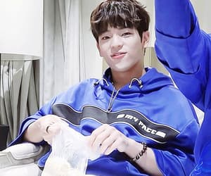 gif, skz, and woojin image
