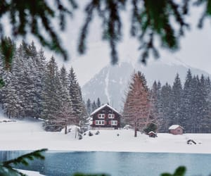 europe, nature, and snow image
