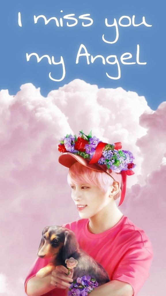 angel, edit, and kpop image