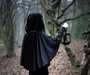 black, witch, and witchcraft image