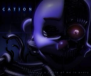 horror, five nights at freddys, and sister location image