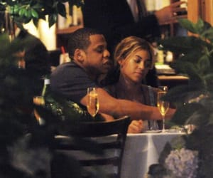 beyoncé, jay-z, and love image