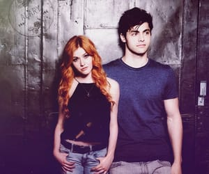 art, alec lightwood, and katherine mcnamara image