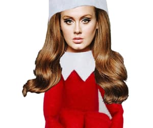 Adele, fancy dress, and hat image