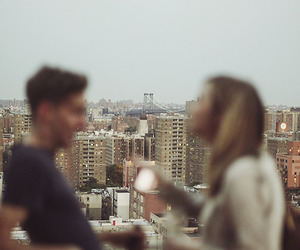 home, new york, and rooftop image