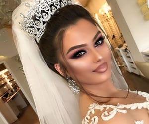 beautiful, bride, and lifestyle image