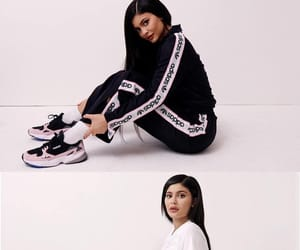 kylie jenner, fashion, and adidas image