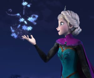 disney, frozen, and princess image