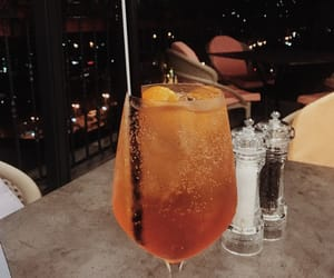 alcohol, city, and delicious image