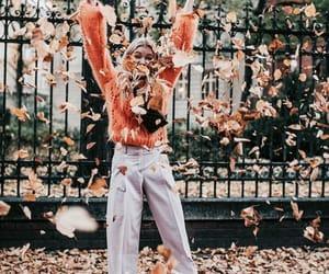 autumn, fashion, and style image