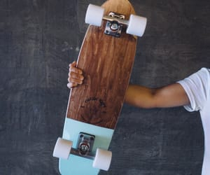 art, skateboard, and cool image