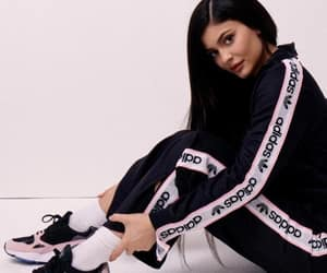 adidas and kylie jenner image
