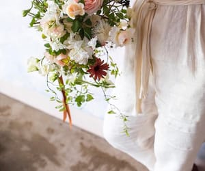 beautiful, blooming, and bouquet image