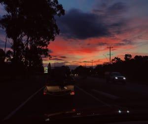 australia, colourful, and night image