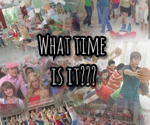 HSM, summer, and summertime image