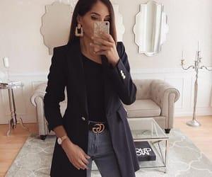 fashion, outfit, and fashionista image