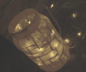 decoration, jar, and mason jar image