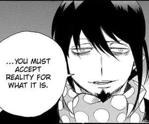 anime, manga, and mephisto image