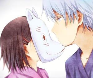 anime and hotarubi no mori e image
