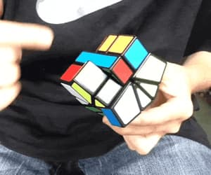 coloured, cube, and fun image