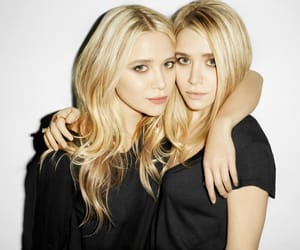 marykateolsen, girls, and twins image