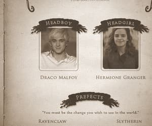 gif, malfoy, and harry potter image