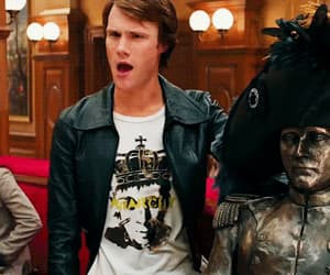 funny, musical, and hugh skinner image