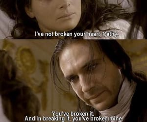 juliette binoche, wuthering heights, and ralph fiennes image